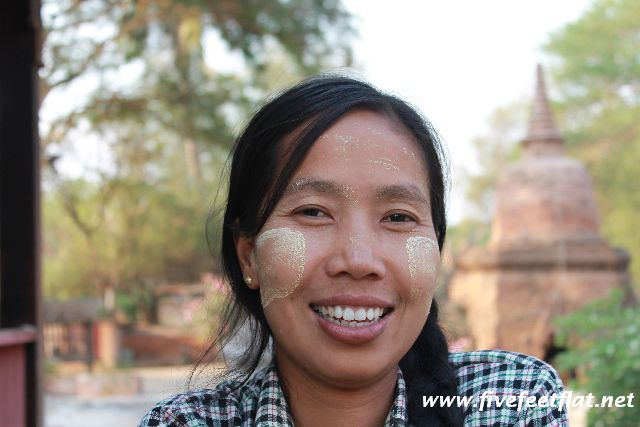 Lady, Bagan