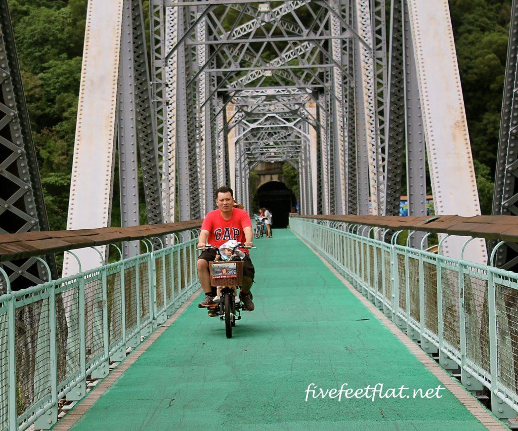 Bridge over the Dajia River