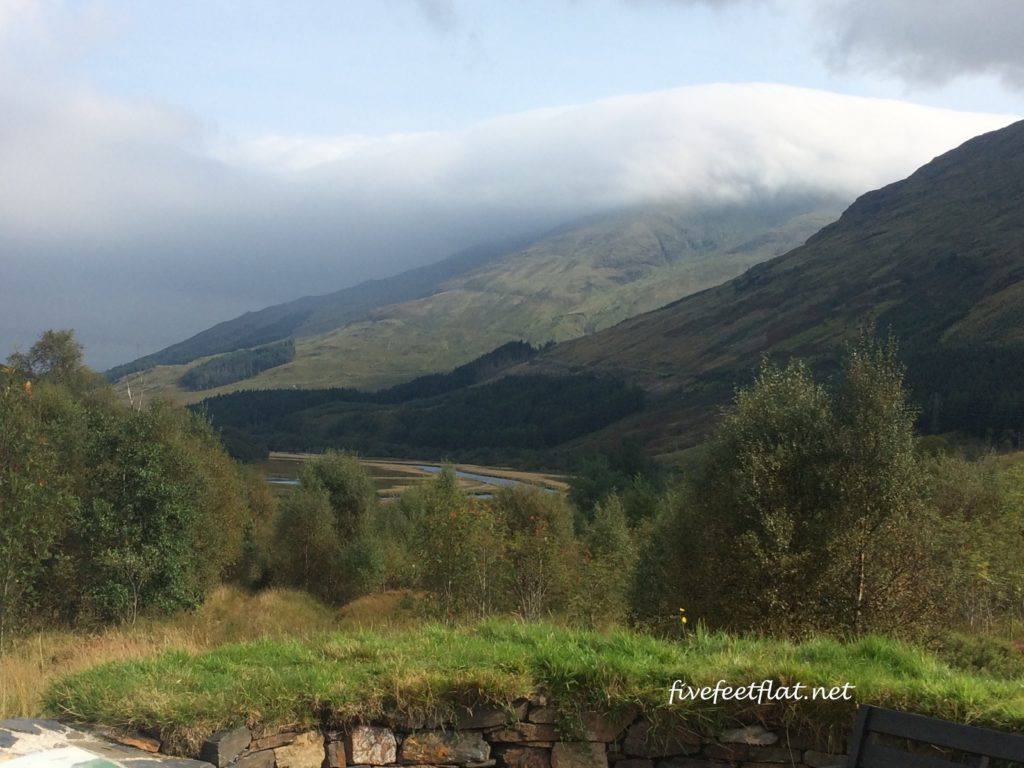 Walking Crianlarich's trails