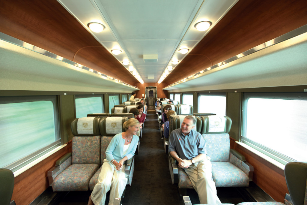 Simple luxury in the RedLeaf carriages