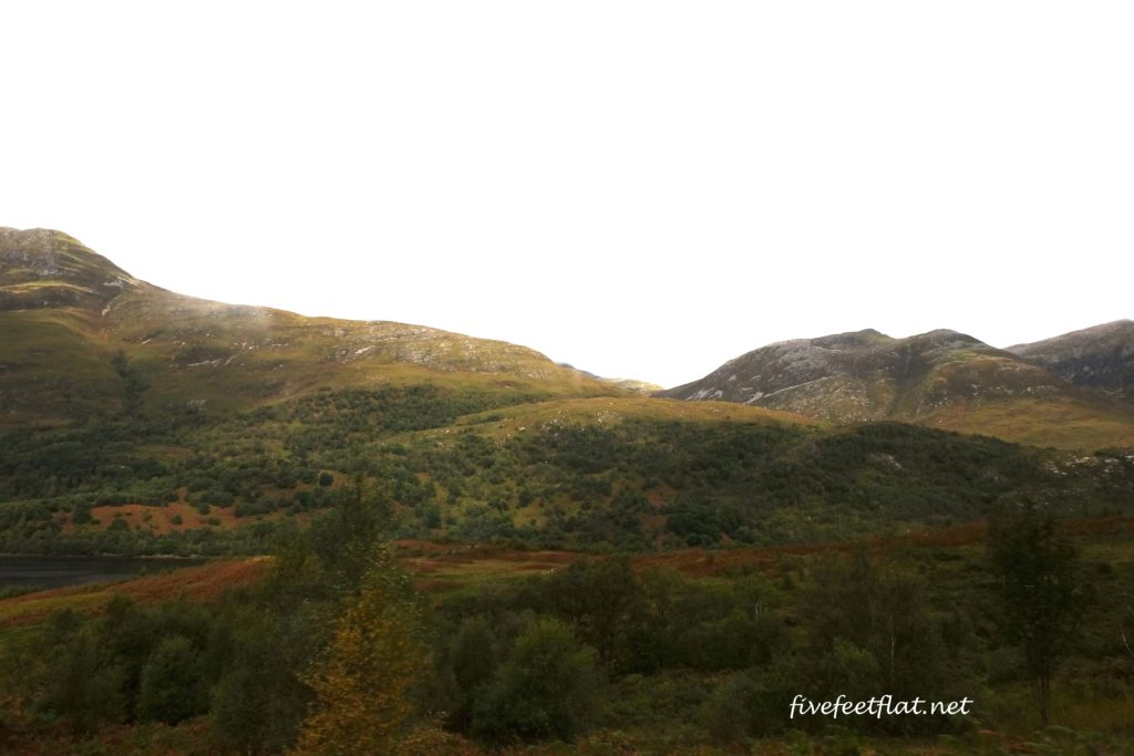 Around Kinlochleven